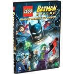 DVD - Batman Lego - o Filme: Super Heróis se Unem