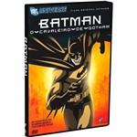 DVD - Batman: o Cavaleiro de Gotham