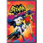 DVD Batman: o Retorno da Dupla Dinâmica