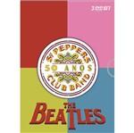 DVD Beatles - Sgt. Pepper'S Club Band 50 Anos (3 DVDs)