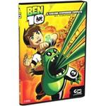 DVD Ben 10: 3ª Temporada Completa - 2 DVDs