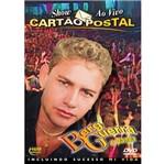 DVD Berg Guerra & Banda - Cartão Postal: ao Vivo