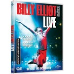 DVD - Billy Elliot - o Musical