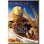 DVD Bionicle: a Lenda Renasce
