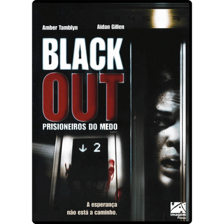 DVD Blackout - Prisioneiros do Medo