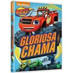 DVD - Blaze And The Monster Machines: Gloriosa Chama