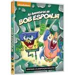 DVD - Bob Esponja: as Aventuras de Bob Esponja
