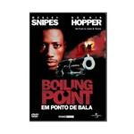 DVD Boiling Point: em Ponto de Bala