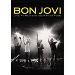 DVD Bon Jovi: Live At Madison Square Garden