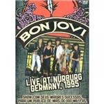 Dvd Bon Jovi - Live At Nurburg 1995
