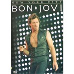 Dvd Bon Jovi - New York City