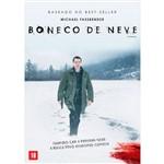 Dvd Boneco de Neve - Michael Fassbender