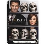DVD Bones - Quarta Temporada (7 DVDs)