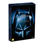 DVD Box Batman o Cavaleiro das Trevas - a Trilogia (3 Discos)