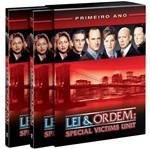 DVD Box Lei e Ordem 1ª Temporada