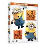 DVD-Box Meu Malvado Favorito + Meu Malvado Favorito 2
