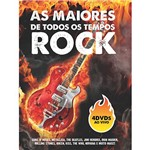 DVD - Box - os Maiores de Todos os Tempos: Rock - ao Vivo (4 DVDs)