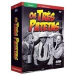 DVD-Box os Três Patetas: 2ª Temporada Completa (3 DVDs)