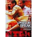 Dvd Box - Prison Break - em Busca da Verdade - a 2ª Temporada Completa (6 Discos)