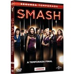 Dvd Box - Smash - Segunda Temporada