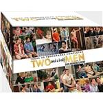 DVD - Box Two And a Half Men - Dois Homens e Meio - Todas as Temporadas Completas (39 Discos)
