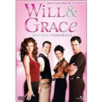 DVD Box Will & Grace - 2ª Temporada (3 DVDs)