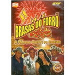 DVD Brasas do Forró 25 Anos Original