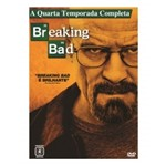 DVD Breaking Bad - Quarta Temporada (3 DVDs)