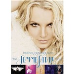 DVD Britney Spears Live: The Femme Fatale Tour