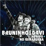 DVD Bruninho & Davi - ao Vivo no Ibirapuera