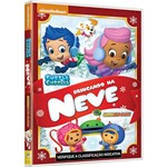 DVD - Bubble Guppies - Brincando na Neve