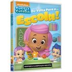 DVD - Bubble Guppies - de Volta para A... Escola!