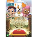DVD Bubble Guppies -O Cãozinho e o Anel