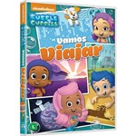 DVD Bubble Guppies: Vamos Viajar