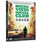 DVD Buena Vista Social Club - Adiós