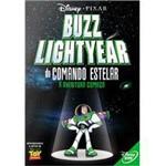 DVD Buzz Lightyear do Comando Estelar: a Aventura Começa
