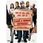 DVD Cadê a Minha Entrega