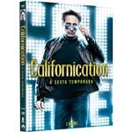 DVD - Californication - a 6ª Temporada (2 Discos)