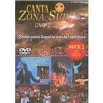 DVD Canta Zona Sul Volume 2