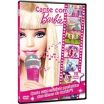 DVD Cante com a Barbie