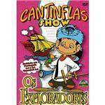 DVD Cantinflas - Exploradores