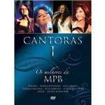 Dvd Cantoras Vol 1