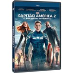 DVD - Capitão América: o Soldado Invernal