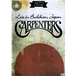 Dvd Carpenters - Live In Japan 1972