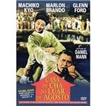 DVD Casa de Chá do Luar de Agosto