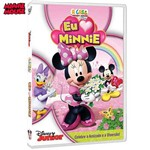 Dvd Casa do Mickey - eu Amo a Minnie