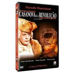 DVD Casanova e a Revolução