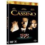 DVD - Cassino - 20º Aniversário