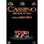 DVD Cassino Edição Especial (Duplo)