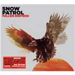 DVD + CD Snow Patrol - Fallen Empires
